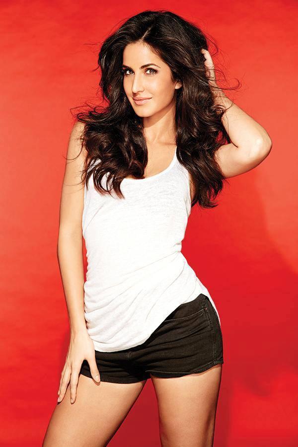 Photo Shoot From Katrina Kaif On FHM Magazine September 2013 Issue