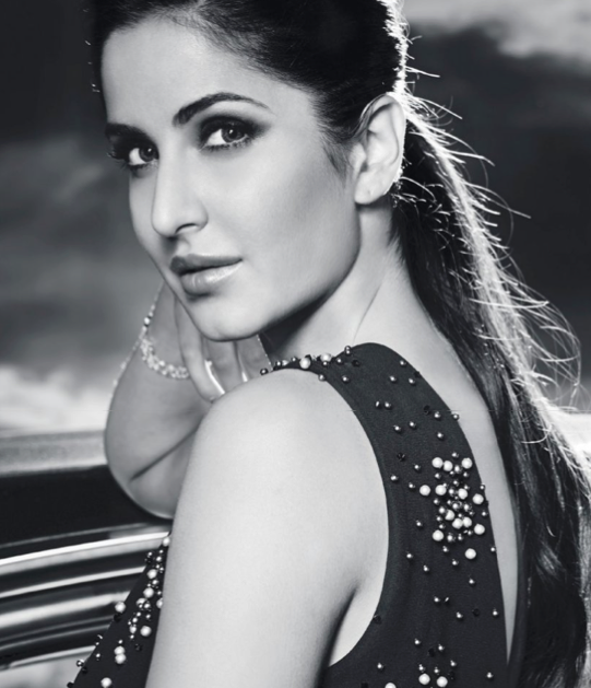 Katrina Kaif On Hello India September 2013 Glamour Photo Shoot