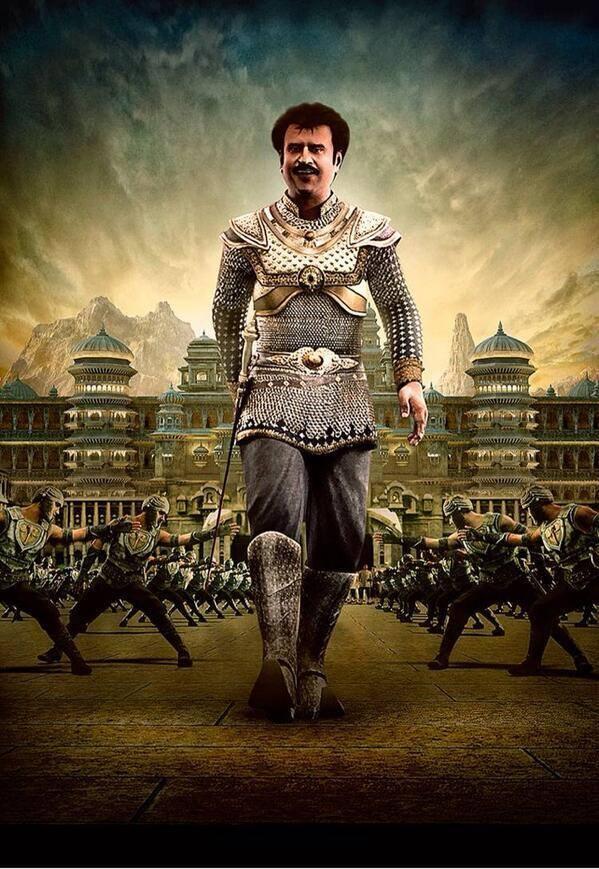 Kochadaiyaan Will Feature Rajinikanth In A Three Roles Alongside R. Sarathkumar
