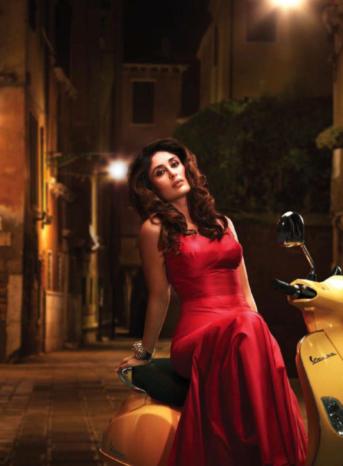 Amazing Beautiful Actress Kareena Kapoor For Filmfare Magazine 2013