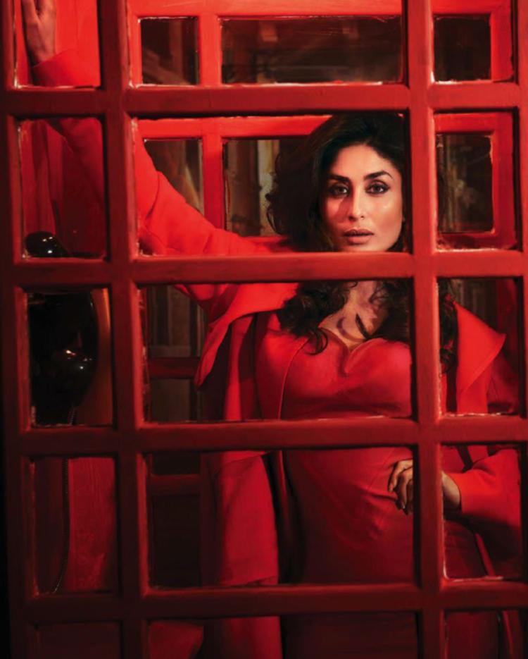 Kareena Kapoor Spicy Look Photo Shoot For Filmfare Magazine 2013