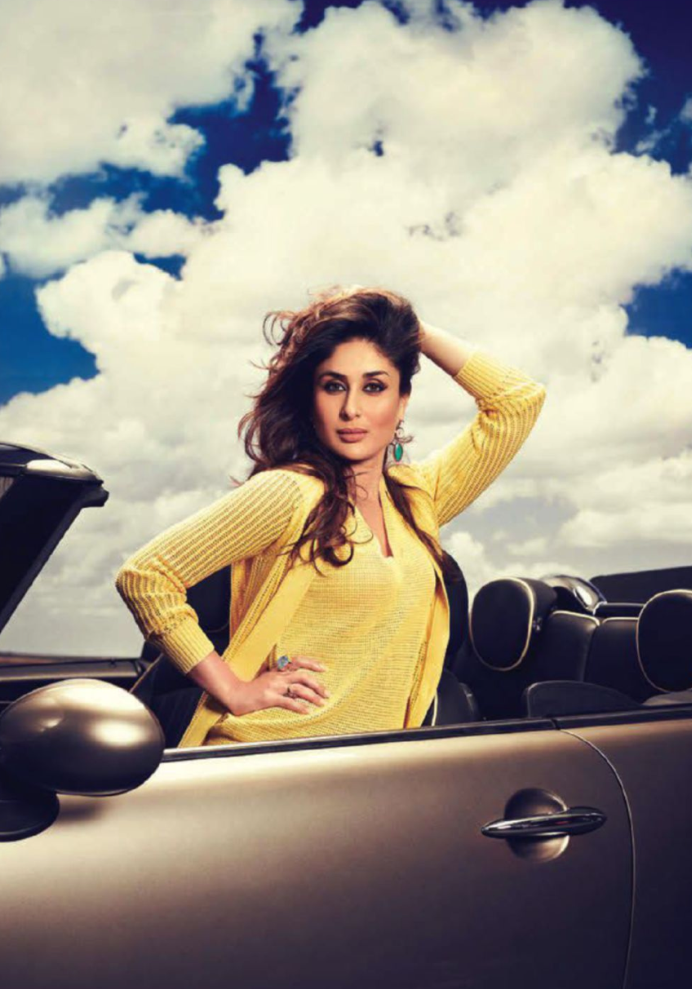 Most Hottest Baby Kareena Kapoor Pose For Filmfare 2013