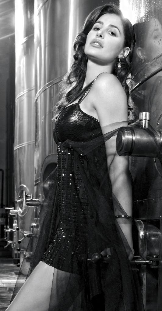 Nargis Fakhri Bold Pose Shoot For Filmfare Magazine September 2013