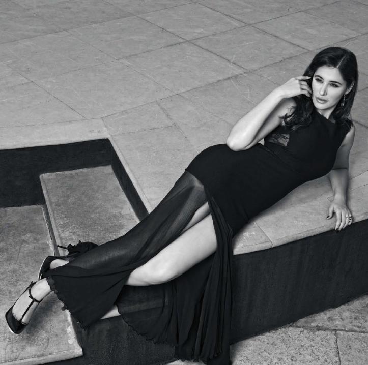 Nargis Fakhri Trendy Hot Look Shoot For Filmfare Magazine September 2013