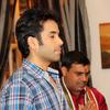 Tusshar Kapoor Offers Flowers To Lord Ganesh During The Ganesh Chaturthi At His Residence