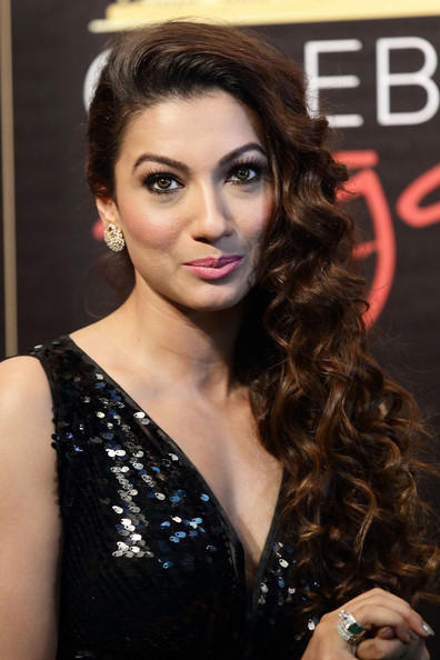 Indian Model Gauhar Khan Bigg Boss 7 Contestant