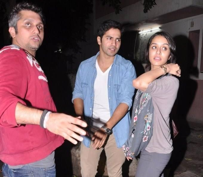 Mohit,Varun And Shraddha Graced At The Special Screening Of Grand Masti