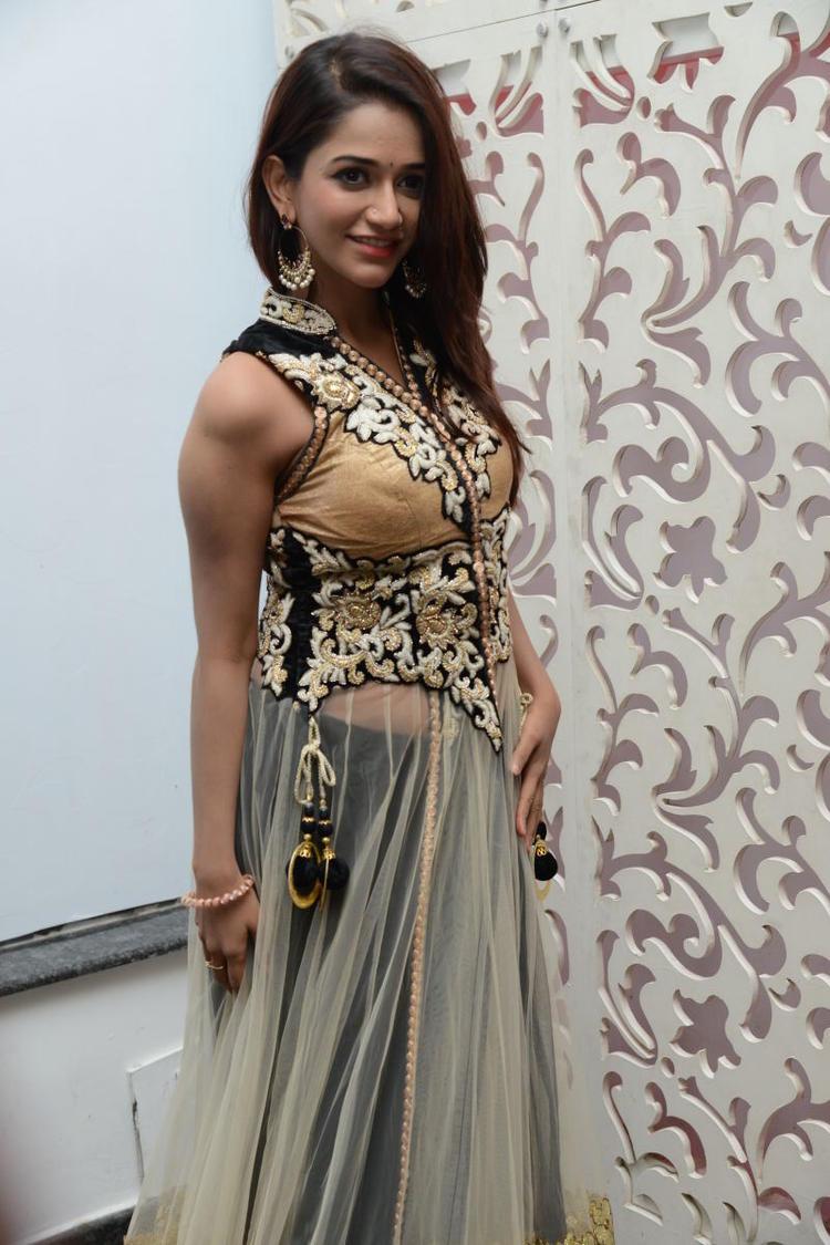 Satya 2 Movie Audio Release Function Anaika Sweet Bautiful Still