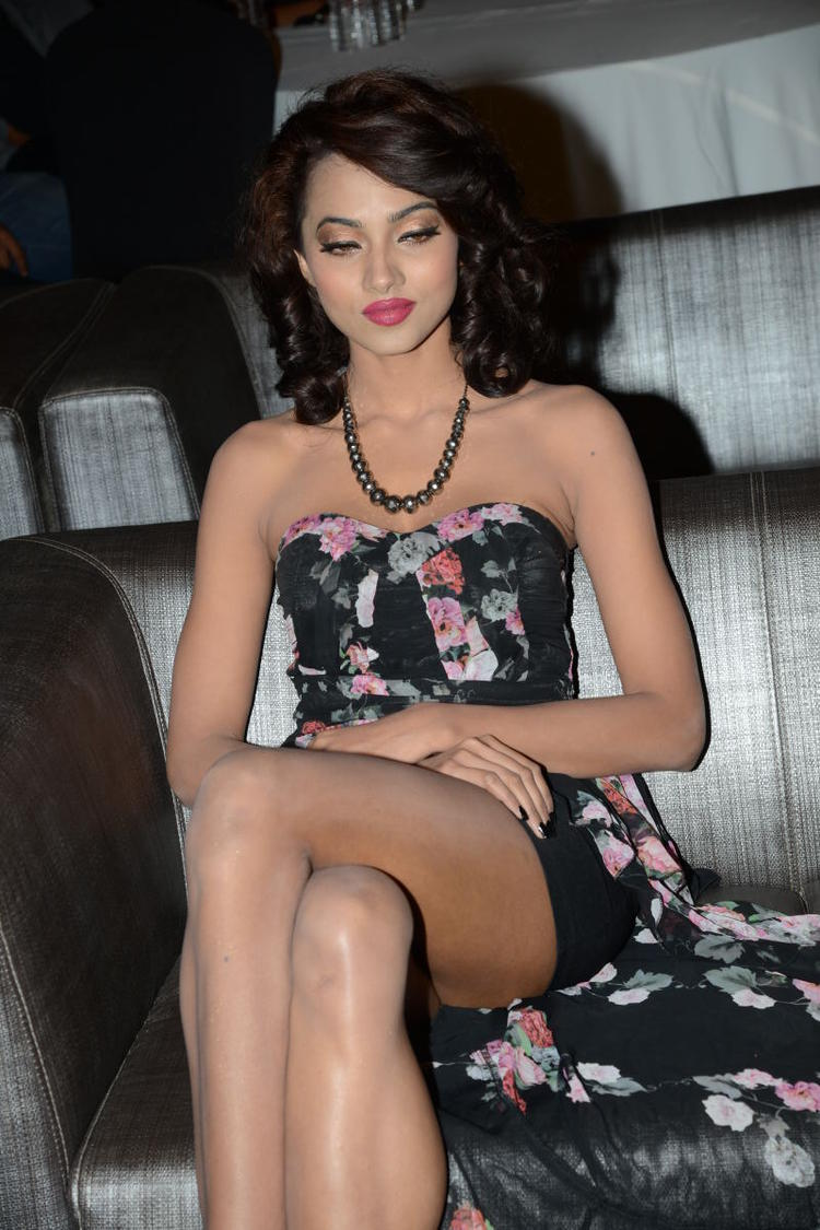 Sizzling Aaradhana At Satya 2 Movie Audio Release Event