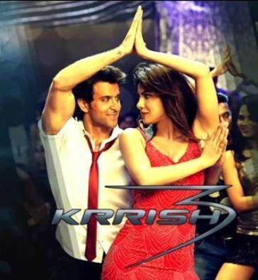 Hrithik And Priyanka Dance Pose In New Upcoming Movie Krrish 3