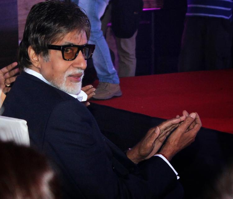 Amitabh Bachchan As Chief Guest At Pawsitive People's Awards 2013