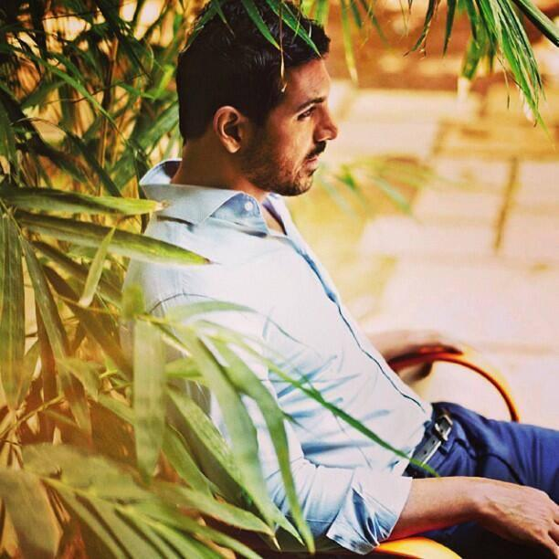 John Abraham Nice Look Posed For FilmFare Magazine October 2013 Edition