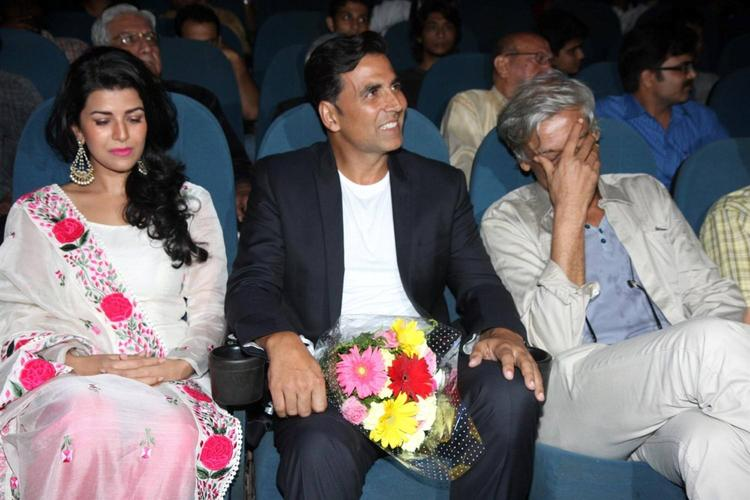 Nimrat And Akshay Graced At 4th Jagran Film Festival Launching Event