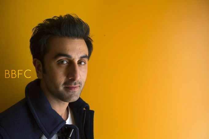 Ranbir Kapoor Cute Face Look Photo Shoot For Promoting Besharam At NYC