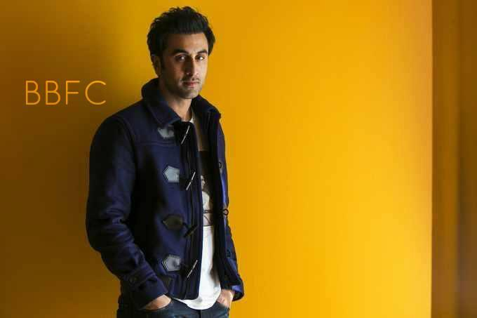 Ranbir Kapoor Dappers Look Photo Shoot For Promoting Besharam At NYC