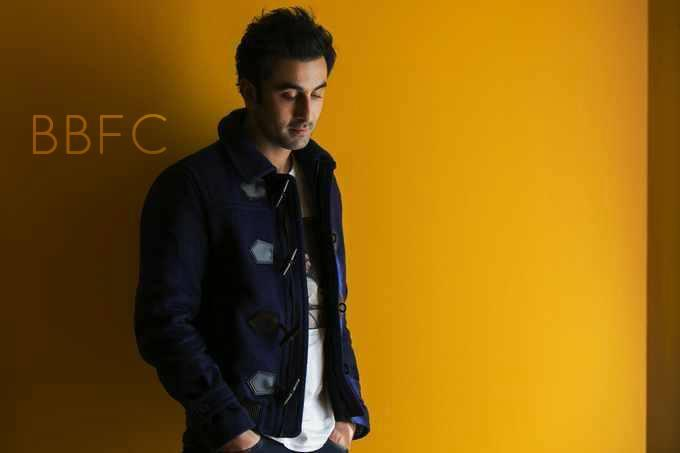 Ranbir Kapoor Fashionable Look Photo Shoot For Promoting Besharam At NYC