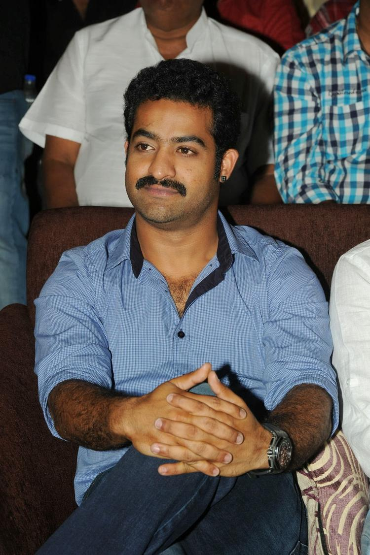 Jr. NTR Attend The Audio Release Function Of Ramayya Vastavayya Movie
