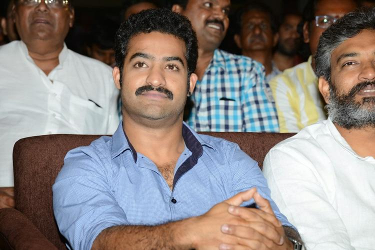 Jr. NTR Present At Ramayya Vastavayya Audio Release Function