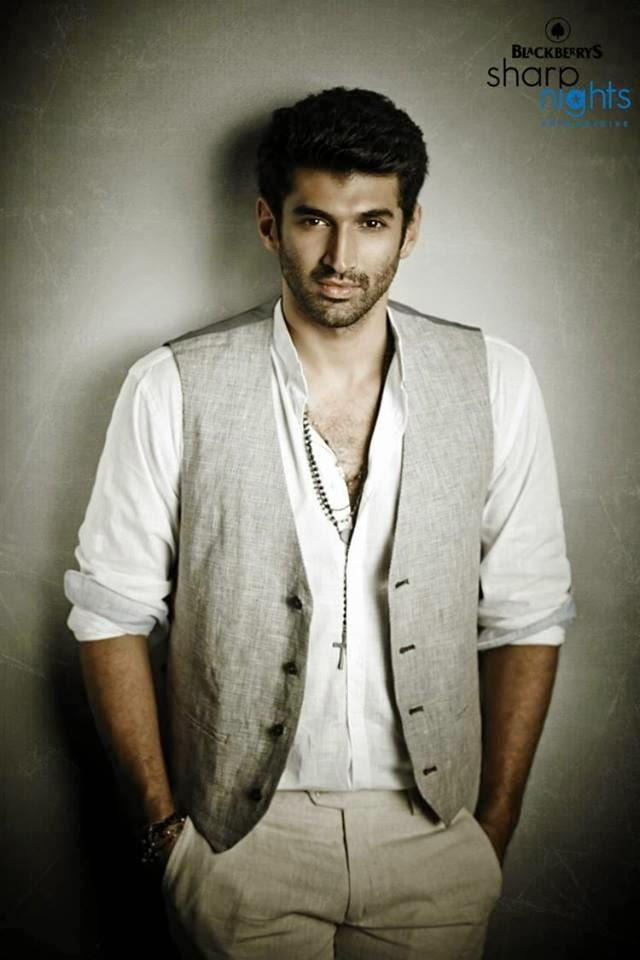 Aditya Roy Kapur Nice Pose Photo Shoot For Quirky Blackberrys Fall Winter Collection