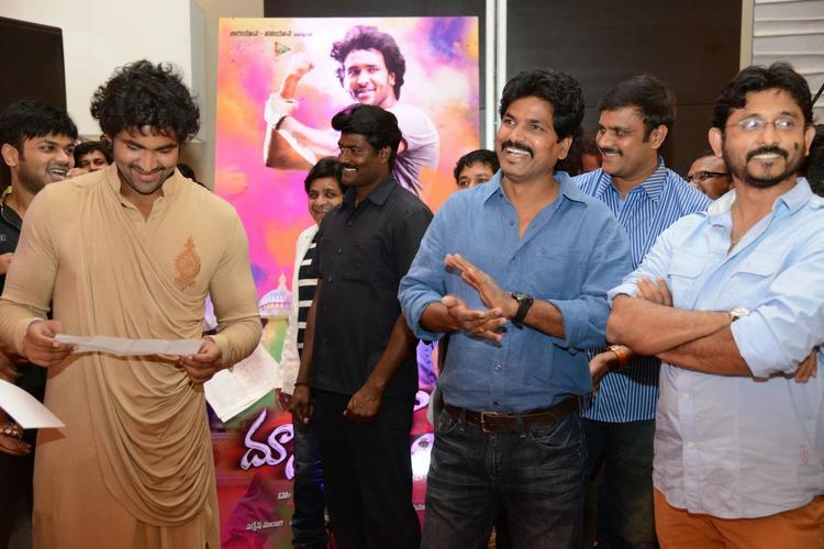 Manchu Vishnu And Veeru Potla Cool Look At Doosukeltha Audio Launch Function