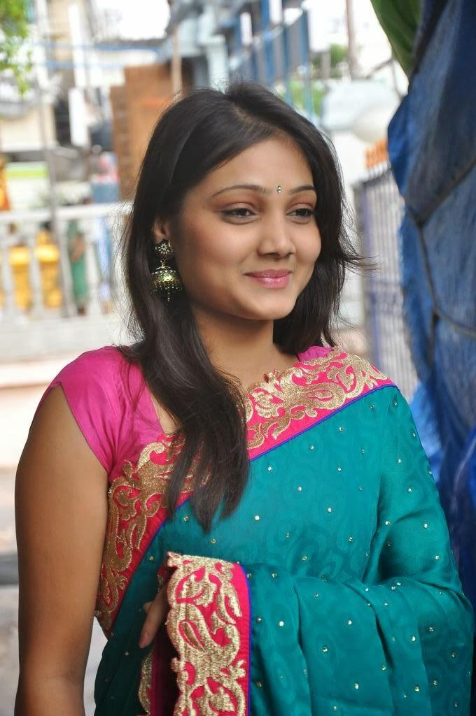 Priyanka Rao Stylish Look At Silk Of India Exhibition Cum Sale Launch Event