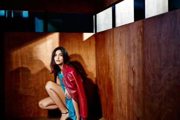 Sonam Sexy Look For The Business Of Fashion October 2013