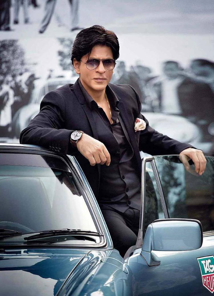 SRK Stylish Handsome Look Photo Shoot For India Today Magazine 7 Oct 2013