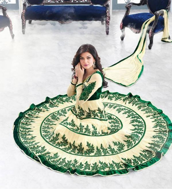 Sushmita Sen Amazing Pose Photo Shoot For New Anarkali Collection 2013