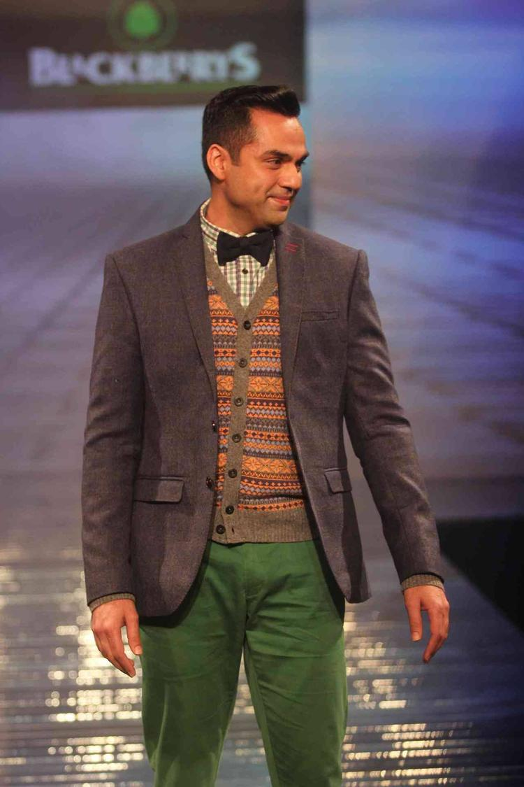 Abhay Deol Featured On Ramp At Blackberry Sharp Night Fall-Winter 2013 Collection