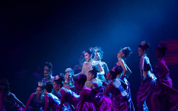 Rani Mukerji Performs At The Temptation Reloaded Stage