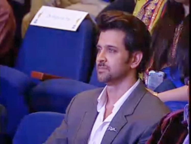 Hrithik Attended The Dr. Batras Positive Health Awards Event