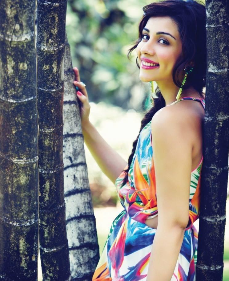 Pretty Amrita Puri's Full Photoshoot On Hello! India - October 2013