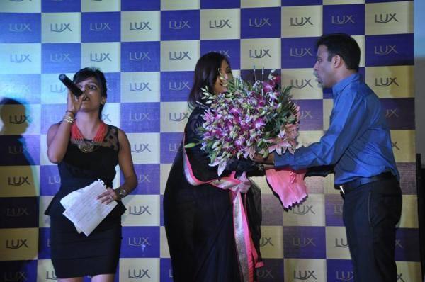 Aishwarya Rai Bachchan At A Lux Event In Delhi Launch Still