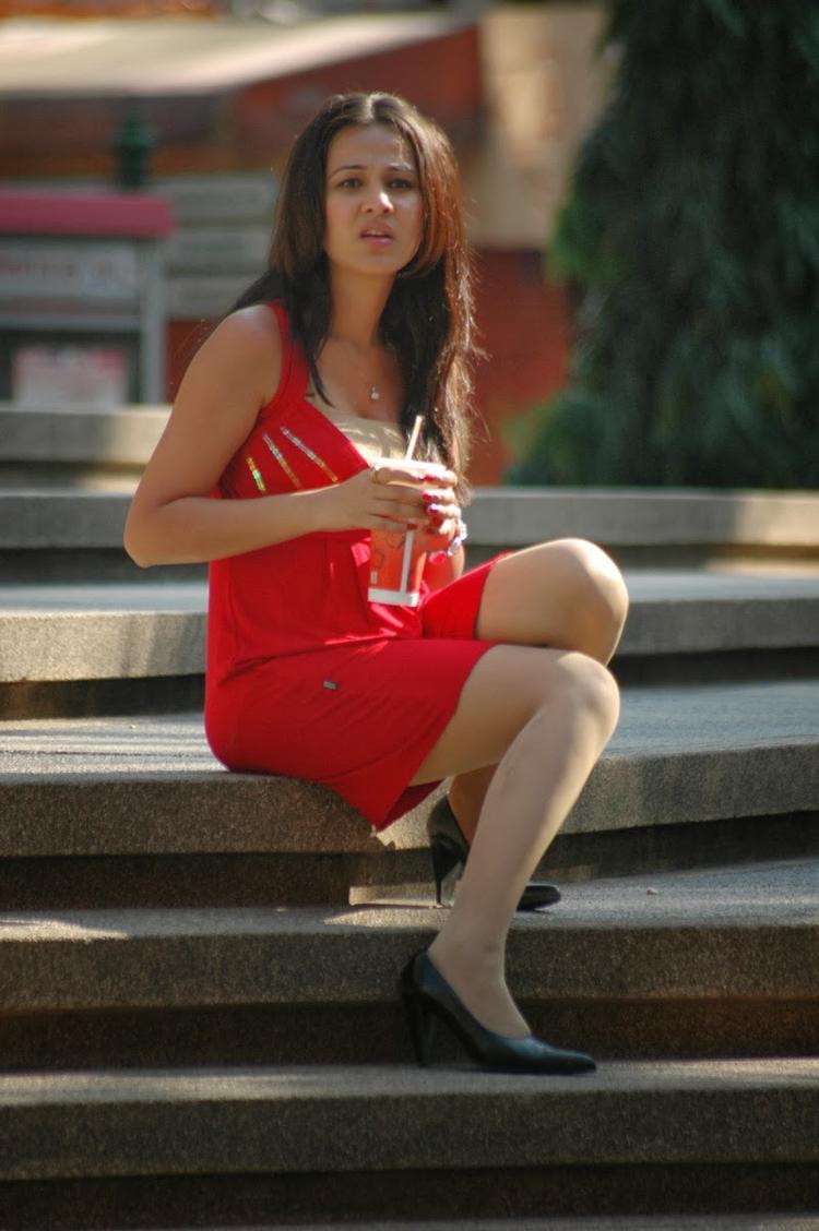 Elegant Nisha Kothari Sizzling Photo Shoot