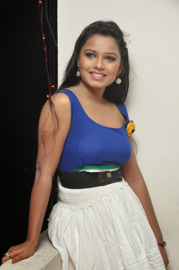 Naveena Jackson Glamour Still