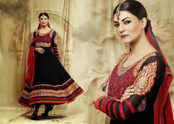 Sushmita Sen Charming Look Photo Shoot Still