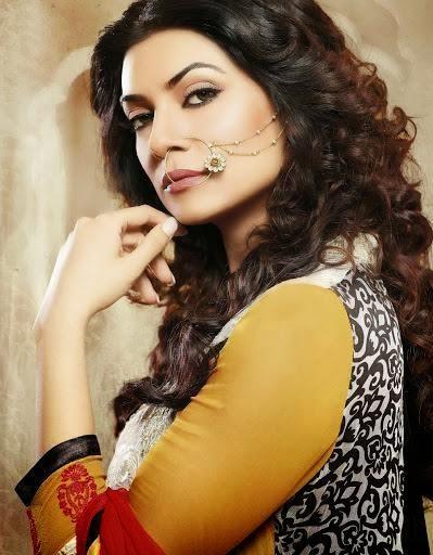 Sushmita Sen Stunning Face Look Photo Shoot Still