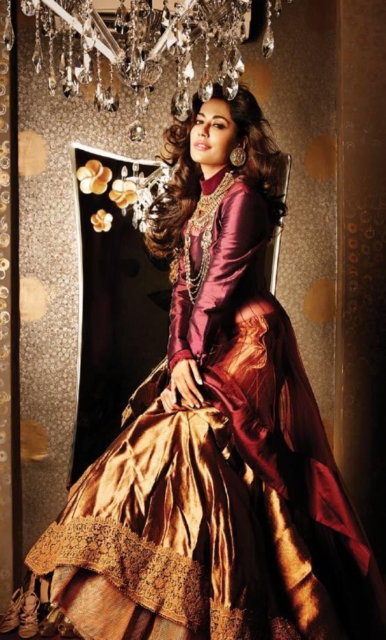Chitrangada Singh Full Photoshoot From Filmfare Magazine October 2013