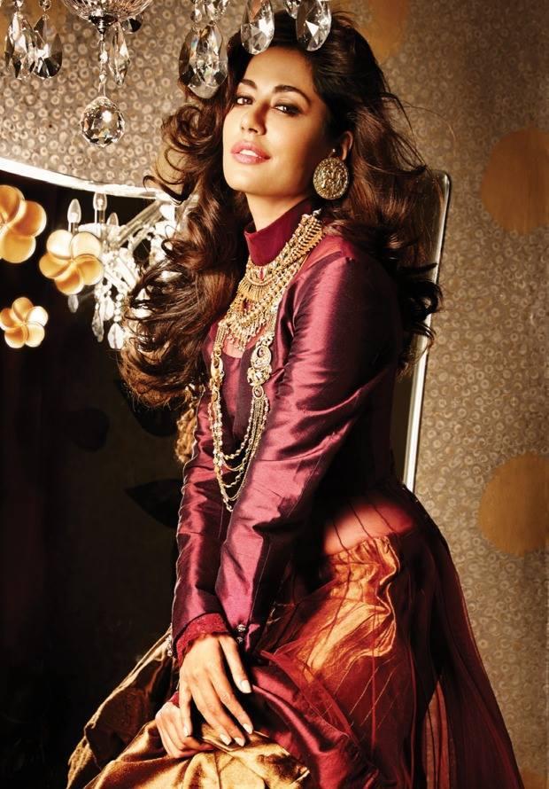 Chitrangada Singh Latest Glamour Still For Filmfare Magazine 2013