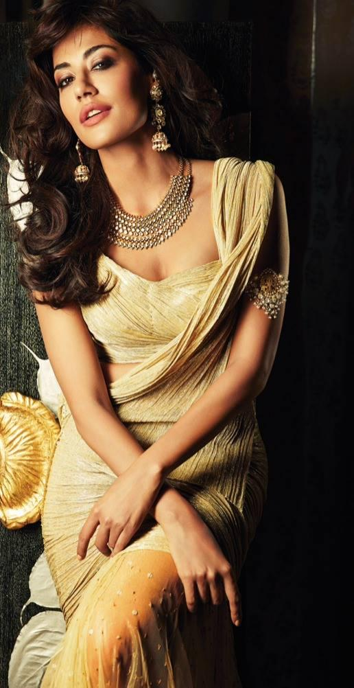 Chitrangada Singh Spicy Pose Photo Shoot For Filmfare Magazine
