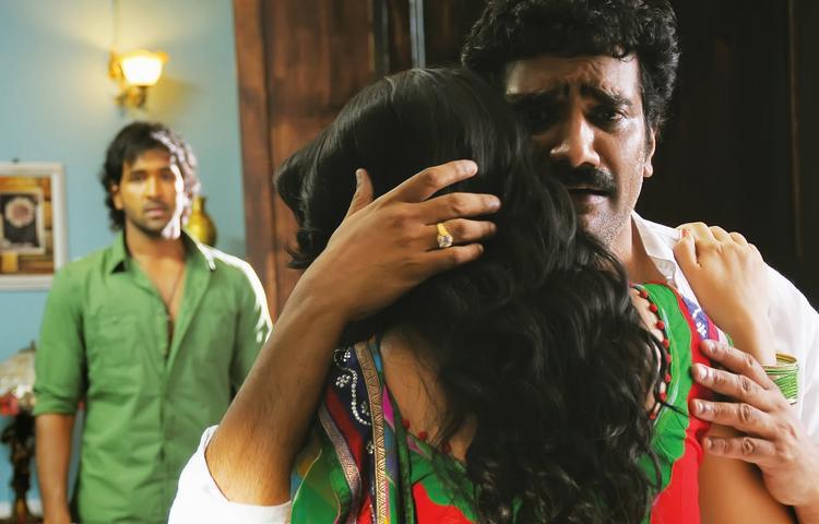 Vishnu Manchu Looks Sad In His New Upcoming Movie Doosukeltha