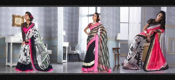 Lisa Haydon Amazing Photo Shoot For India New Designed Saree