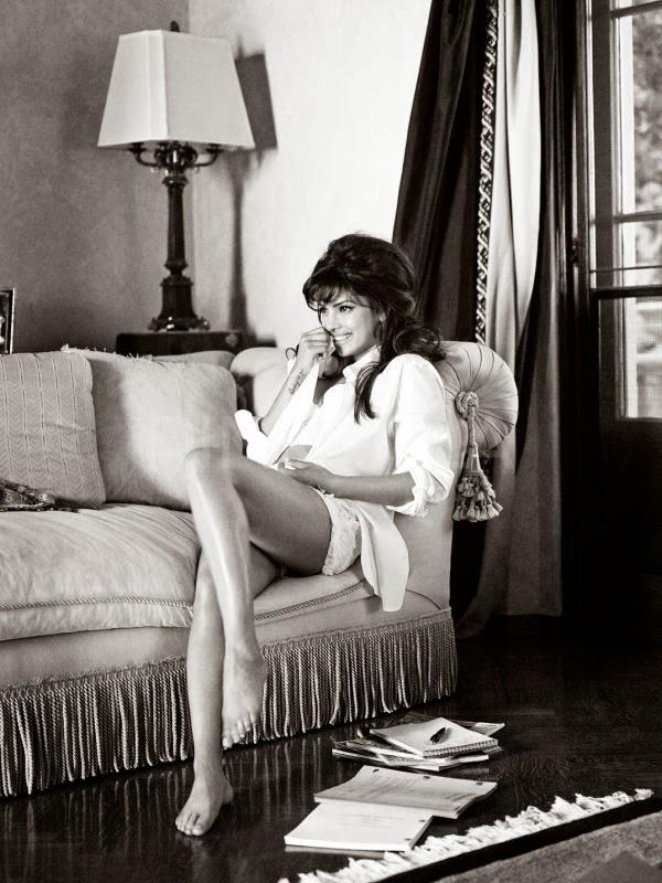 Cool Priyanka Chopra Sexy Pose Shoot For Guess! New Ad Campaign
