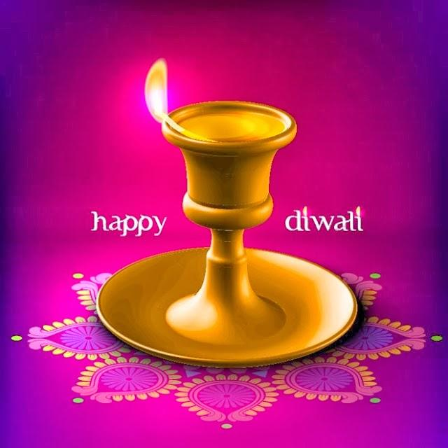 Happy Diwali Latest HD Wallpaper