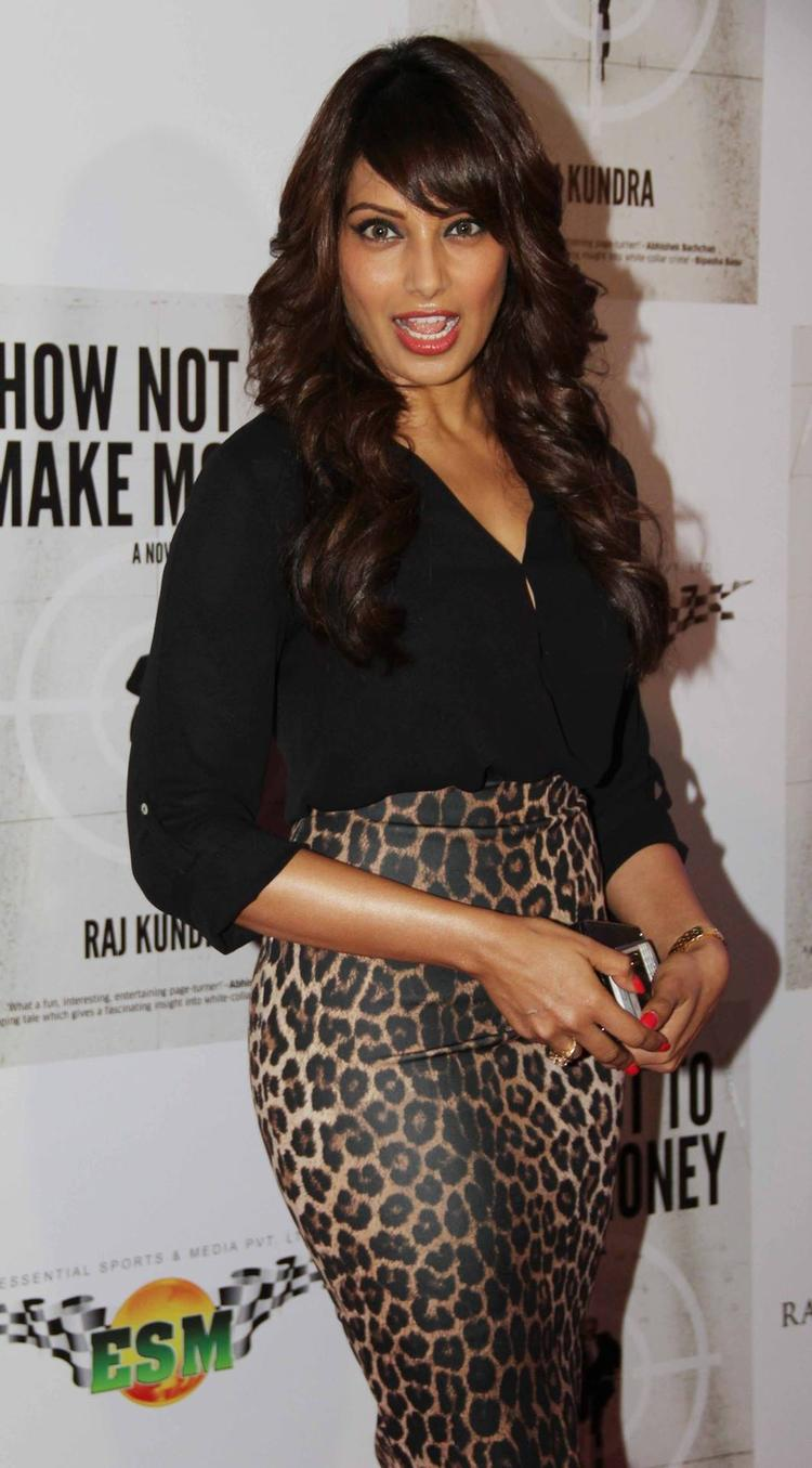 Bipasha Basu During The Success Bash Of Raj Kundra's Book How Not To Make Money