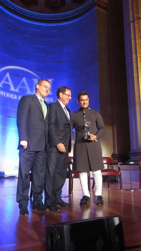 Aamir Gets US Honour For Tackling Social Issues Through 'Satyamev Jayate