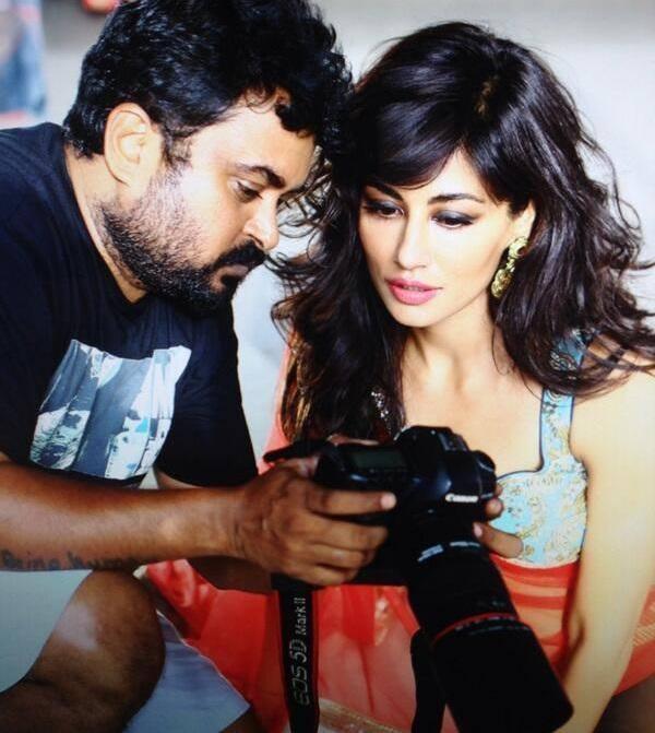 Chitrangda Singh Shoots With Ace Photographer Munna S