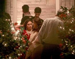 Rani Mukerji Present At Aditya Chopra's Diwali Bash