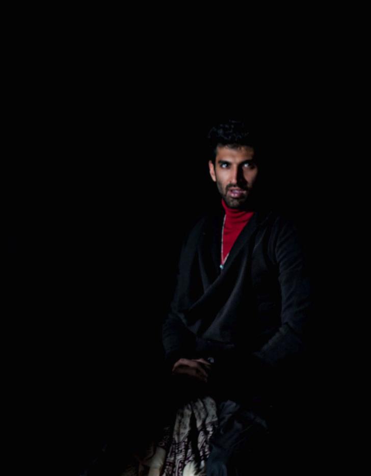 Aditya Roy Kapur Strikes A Pose For The Cover Of GQ Nov Magazine