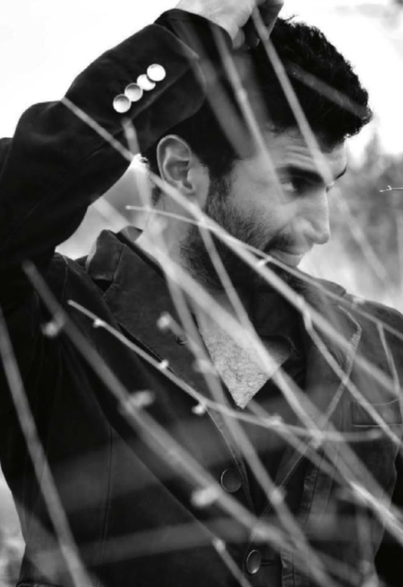 New Bollywood Star Aditya Roy Kapur GQ India Nov 2013 Issue